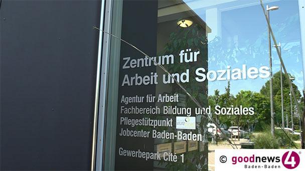 Schwung von 2019 durch Corona ausgebremst – Entwicklung auf dem Arbeitsmarkt in Baden-Baden