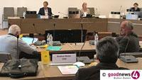 """HEUTE GENAU VOR EINEM JAHR: Baden-Badener AfD beanstandet fehlendes demokratisches Prinzip – Stadtrat Schindler gegen """"bürokratisches Konstrukt"""" – Sozialausschuss für Integrationspolitik-Gremium"""