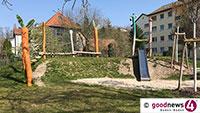 """""""Lesen im Grünen"""" -– Vorlesereihe auf Baden-Badener Spielplätzen"""