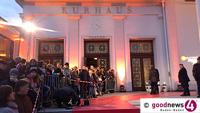 Kurhaus Baden-Baden: WM-Helden erwartungsgemäß Mannschaft des Jahres 2014 - Skiläuferin Maria Höfl-Riesch und Diskuswerfer Robert Harting Sportler des Jahres