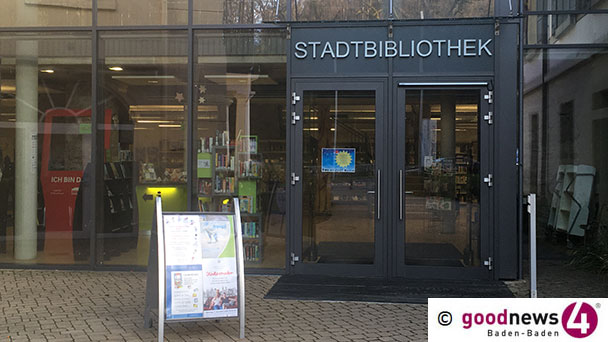 Stadtbibliothek bekommt neues Bibliothekssystem – Wegen EDV-Umstellung erste Ferienwoche geschlossen