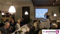 """Vincentius-Diskussion im Löwen - Oliver Ehlers: """"Entscheidung der Stadt im Interesse der Bürger?"""" - FDP-Chef Bauer: """"Es sollte eine Tiefgarage sein, inzwischen haben wir etwas völlig anderes"""" - Stadträtin Sperling-Theis: """"Gewinnmaximierung"""""""