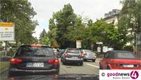 """Verkehrschaos geht weiter - Öffnung Balzenbergstraße hat sich """"nicht bewährt"""" - Ab heute alte Regelung"""