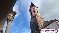 Morgen und übermorgen sind die Glocken besonders oft zu hören – Probeläuten der Stiftskirche
