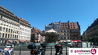 Nächtliches Versammlungsverbot in Strasbourg ab Donnerstag – 140 Studenten positiv getestet
