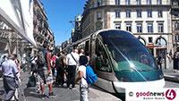 Zugverbindungen über Strasbourg liegen lahm – Auswirkungen des Generalstreiks auch auf den Nahverkehr nach Deutschland