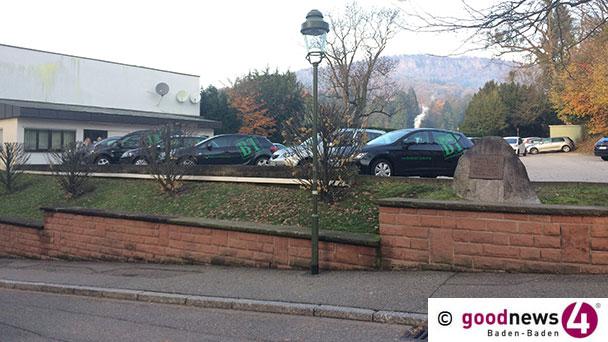 Weitere Absage für Baden-Badener Juden - Parkplatz-Eigentümer wollen Grundstück der alten Synagoge nicht verkaufen - Irritation wegen Aussagen von Stadtrat Hochstuhl