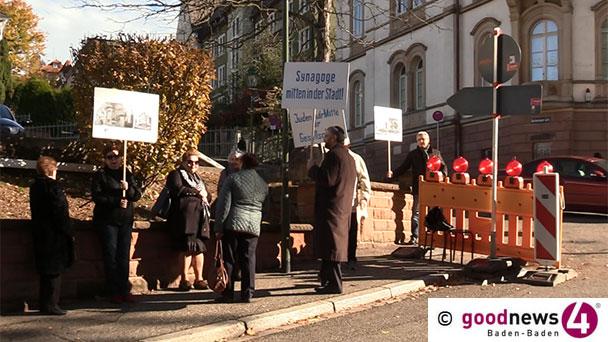 Heute weitere Mahnwache neben ehemaligem Synagogen-Grundstück – Rudolf Engel liest aus seinem Buch
