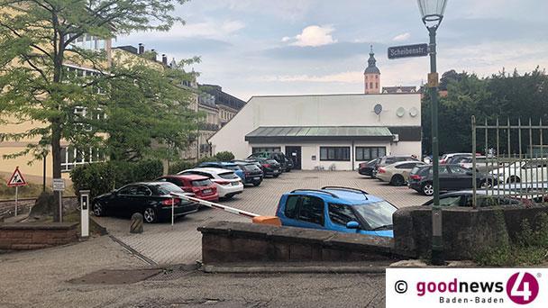 """""""Badisches Tagblatt"""" drohen Konflikte - Israelitische Religionsgemeinschaft erwägt rechtliche Schritte wegen Synagogen-Grundstück - Rami Suliman: """"Wenn nötig, durch alle Instanzen, um Würde des Ortes wiederherzustellen"""""""
