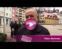Änderungen für Fahrgäste der Baden-Badener Buslinie am Bertholdplatz | Theo Bertram