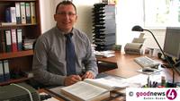 Mysteriöse Personalie in der Stadtverwaltung - Kämmerer Eibl als Geschäftsführer des Eigenbetriebes Umwelttechnik abberufen - OB Gerstner gibt Pressekonferenz