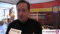 """Schwere Zeiten für Baden-Badener Winzergenossenschaft - 20 Prozent weniger Wein - Klein-Winzer OB Gerstner tröstet: """"Aber ordentliche Qualität"""""""