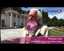 90 Jahre Rotary Club Baden-Baden | Thomas Hatz