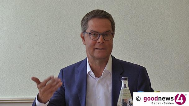 Nachfolger von Landrat Huber wird im Oktober gewählt – Ausschreibung am 6. August