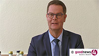 Karlsruher OB Mentrup kondoliert zum Tod des Rastatter Landrats Toni Huber