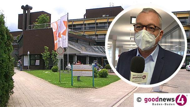 """Baden-Badener Klinik-Chef Thomas Iber mit unpopulärer Warnung – """"Abschaffung der Maskenpflicht nahezu fahrlässig"""""""