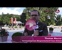Streit vor Bürgerentscheid Fieser-Brücke | Thomas Meurer