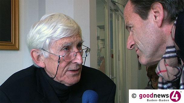 Tomi Ungerer in Stuttgart geehrt – Auch mit Baden-Baden eng verbunden