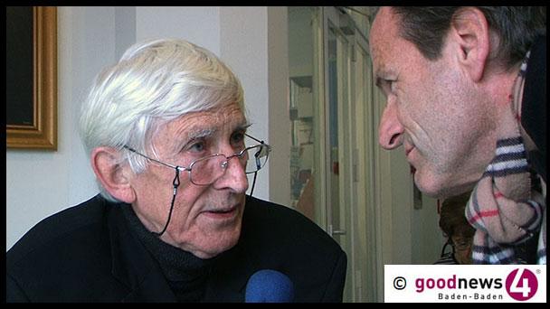 Trauer um Tomi Ungerer – Verbundenheit auch zu Baden-Baden – Mitbegründer von Coeur de l'Europe