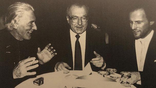 Stellungnahme von Ministerpräsident Kretschmann zum Tod von Tomi Ungerer – Schon Lothar Späth pflegte enge Kontakte