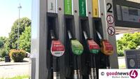 ADAC-Check Benzin Rekordpreis in Karlsruhe – 1,689 Euro Liter Super E10 – Baden-Baden 1,644 Euro