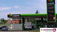 Kraftstoffpreise in Baden-Baden deutlich gestiegen – Super E 10 bis sieben Cent aufgeschlagen