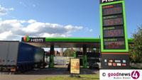 Kraftstoff in Baden-Baden erneut besonders teuer - ADAC: Super E 10 an Markentankstellen in Karlsruhe 1,525 - In Pforzheim 1,547 - In Baden-Baden 1,589 Euro