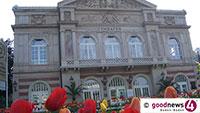 Theaterbesucher müssen sich anmelden – Baden-Baden Theater startet am ersten Juni-Wochenende