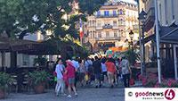 Tourismus weiterhin ein Desaster – Im März nochmals 33 Prozent weniger Übernachtungen