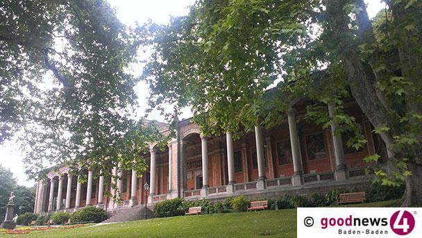 Baden-Baden auf dem Sprung zum UNESCO-Welterbe – Entscheidung auf der Tagesordnung – Seite an Seite mit Vichy, Spa, Bath und Karlsbad