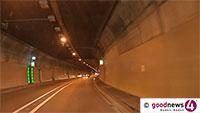 Betrunken durch den Michaelstunnel – Polizei bemerkte Zweipromille-Fahrweise