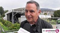 """SWR3-Festival-Chef Uli Frank: """"Newcomer des Jahres"""" kommen nach Baden-Baden - Hochprozentiger Wermutstropfen - SWR-Sponsoren: Rumhersteller Havana Club, Warsteiner, Geldermann"""