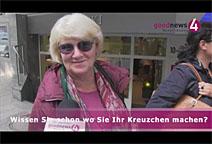 Nicht nur gute Karten für Angela Merkel