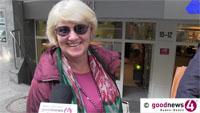"""Nicht nur gute Karten für Angela Merkel in Baden-Baden bei goodnews4-VIDEO-Umfrage - """"Sollte sich etwas mehr um ihre Familienministerin kümmern"""" - """"Fifty-fifty CDU und SPD"""""""