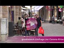 Kontroverse zur Maskenpflicht in Baden-Baden | goodnews4-VIDEO-Straßenumfrage