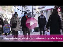 Mini-Christkindelsmarkt großer Erfolg | goodnews4-VIDEO-Reportage