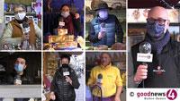 """Alkoholfreier Glühwein to go in Baden-Baden – Mini-Christkindelsmarkt großer Erfolg – Bergkäse-Buden-Chef Wolfgang Staiger: """"Habe diesen großen Jackpot gezogen"""""""