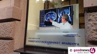 Scharfe Töne aus Baden-Baden nach Freiburg - OB Mergen und alle Fraktionschefs fordern Uniklinik Freiburg auf, Werbung in Baden-Baden zu unterbinden