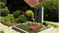 Urnengemeinschaftsgräber auf den Friedhöfen Balg und Varnhalt