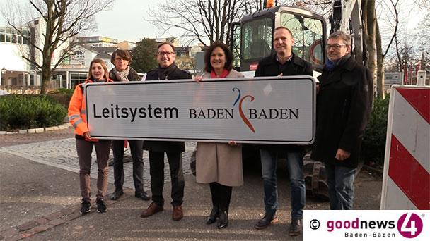 """OB Mergen räumt autofreies Baden-Baden vom Tisch - """"Schlicht und einfach, weil unsere Parkhäuser in der Innenstadt sind"""""""