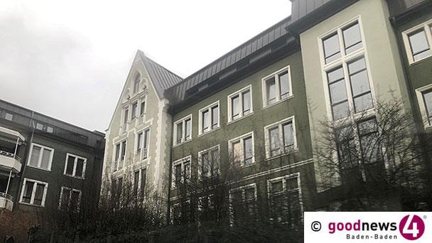 Bauarbeiten für 35 Luxuswohnungen in Baden-Badener Innenstadt beginnen im Frühjahr - Abbruchfirma für Vincentius bereits beauftragt