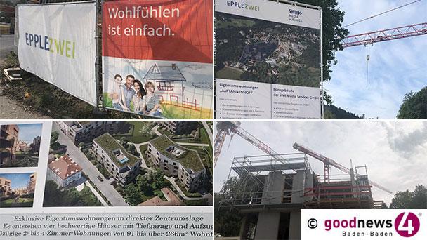 Baden-Baden wird mit Beton befüllt – Der Niedergang der Innenstadt – Vincentius und SWR-Gelände ein Versagen der politischen Klasse – Kommentar von Christian Frietsch