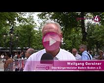 Baden-Baden Welterbe – Der erste Glücksmoment | Wolfgang Gerstner