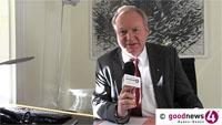"""VIDEO-Neujahrsansprache von Oberbürgermeister Wolfgang Gerstner - """"Dass die Stadt weiter eine dynamische Entwicklung nehmen kann"""""""