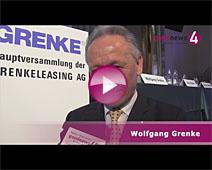 Hauptversammlung Grenke Leasing AG | Wolfgang Grenke