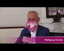Wolfgang Grenke zu MDAX-Aufstieg und Unternehmenswert