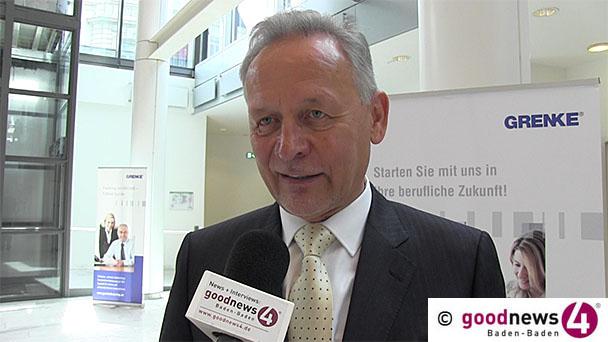 Wirtschaftsabschwung steht bevor – Wolfgang Grenke zum geplanten Krisengipfel in Stuttgart