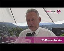 Antje Leminsky wird Stellvertreterin von Wolfgang Grenke