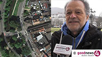 """OB Mergen belehrt Werner Henn zu Durlacher-Initiative – """"Die von Ihnen ins Auge gefasste Brücke ist nicht namenlos"""" – Stadtrat Rolf Pilarski zu SPD-Antrag: """"Behauptungen werden einfach aufgestellt"""""""