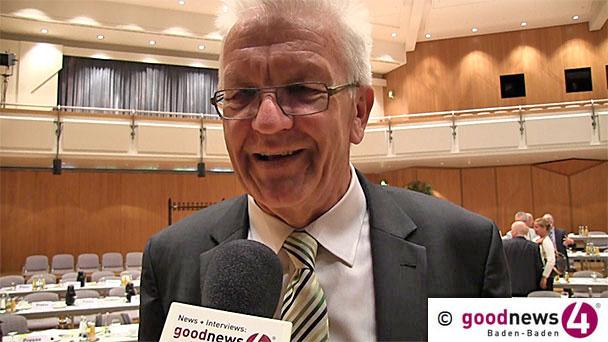 """Ministerpräsident Kretschmann zu erneuter Kandidatur – """"Ich habe mich geprüft"""" – CDU-Fraktionschef Reinhart: """"Haben mit Susanne Eisenmann eine exzellente Spitzenkandidatin"""""""